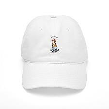 Greyhound Funny Baseball Cap