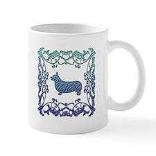 Corgi Lattice Mug