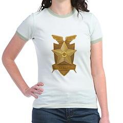 Maintain Right Jr. Ringer T-Shirt
