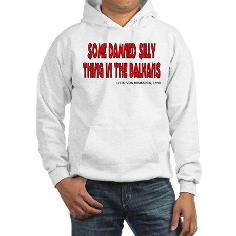 Bismarck - Silly Thing in the Hooded Sweatshirt
