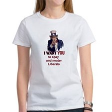 US Spay and Neuter Tee