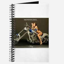 "MotoGirl ""Amy"" Journal"