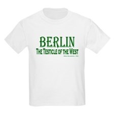 Berlin Testicle of the West T-Shirt