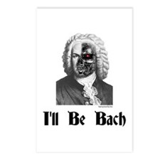 I'll Be Bach (2) Postcards (Package of 8)