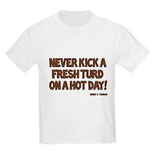 Harry Truman - Fresh Turd T-Shirt