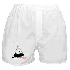 Coca en bolsa Boxer Shorts