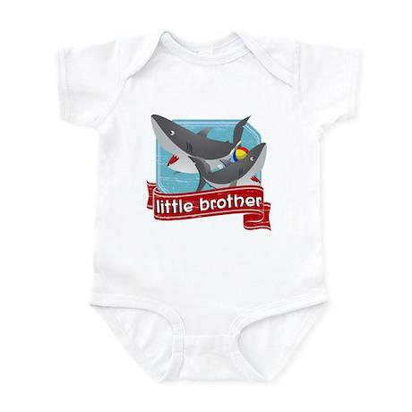 Little Brother Shark Infant Bodysuit