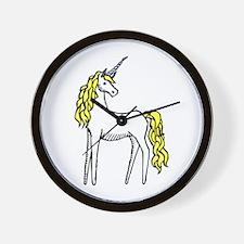 Unicorn! Wall Clock