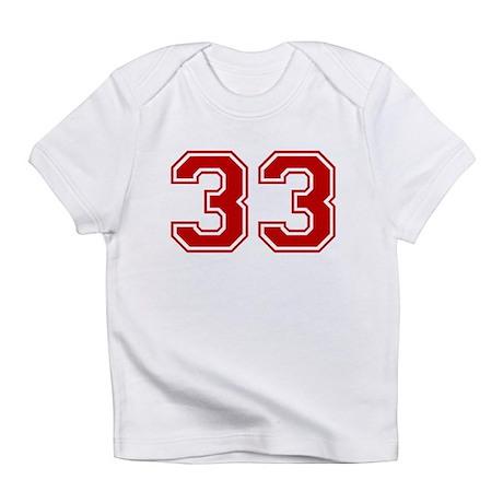 No. 33 Infant T-Shirt