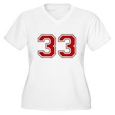 No. 33 T-Shirt