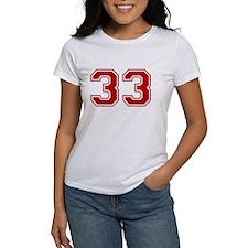 No. 33 Tee
