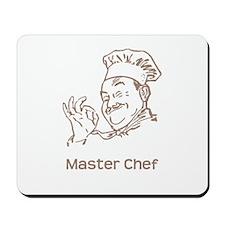 Master Chef Mousepad