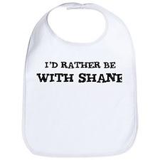 With Shane Bib