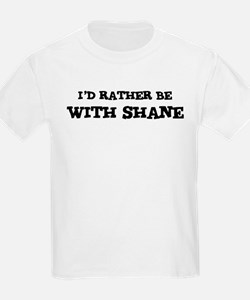 With Shane Kids T-Shirt