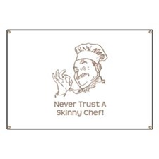 Skinny Chef Banner