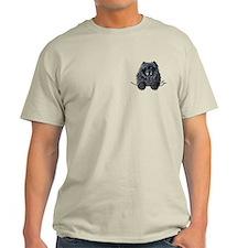 Black Chow Chow T-Shirt