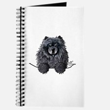 Black Chow Chow Journal
