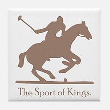 Polo Sport of Kings Tile Coaster