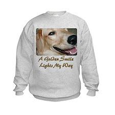 Golden Smile Sweatshirt