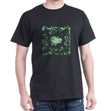 Pekingese Lattice T-Shirt