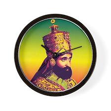 Ras Tafari Wall Clock