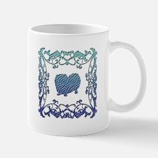 Pekingese Lattice Mug