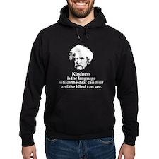 Mark Twain Quote #14 - Hoodie