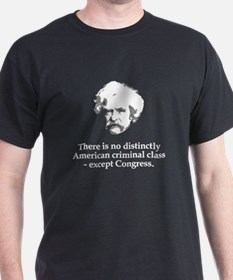 Mark Twain Quote #4 - T-Shirt