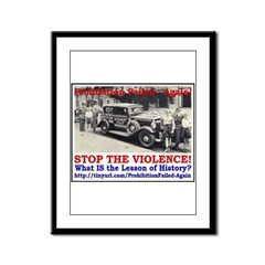 ProhibitionFailed-2 Framed Panel Print
