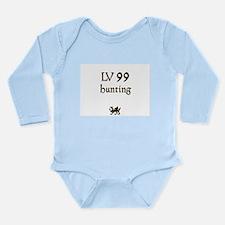 lv 99 hunting Long Sleeve Infant Bodysuit