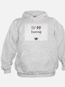 lv 99 hunting Hoodie