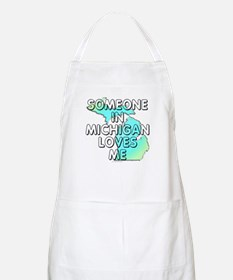 Someone in Michigan Apron
