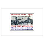 ProhibitionFailed-1 Large Poster