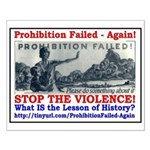 ProhibitionFailed-1 Small Poster