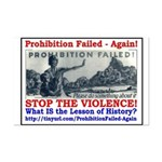 ProhibitionFailed-1 Mini Poster Print