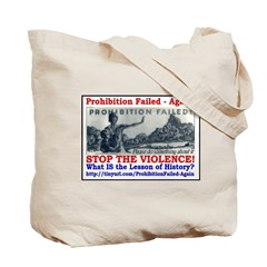 ProhibitionFailed-1 Tote Bag