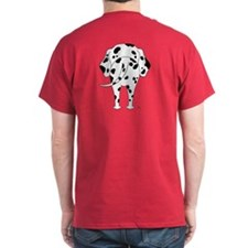 Big Nose Dalmatian T-Shirt