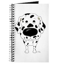 Big Nose Dalmatian Journal
