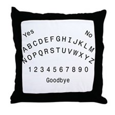 Oujia Throw Pillow