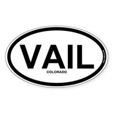 VAIL - Vail Colorado Decal