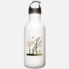 Natural Trumpets Sports Water Bottle