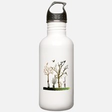 Natural Trumpets Water Bottle