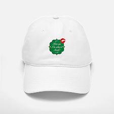 Kiss Me, I'm Almost Irish Baseball Baseball Cap