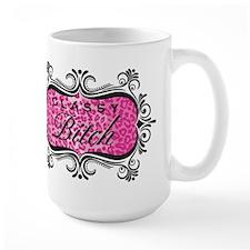 Pink Classy Bitch Mug