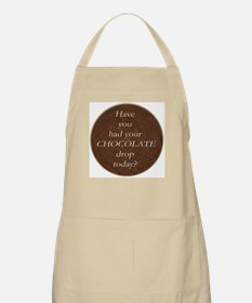 Umm, CHOCOLATE! BBQ Apron