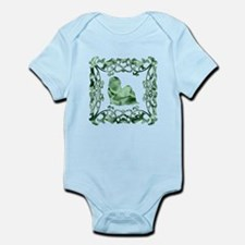 Shih Tzu Lattice Infant Bodysuit