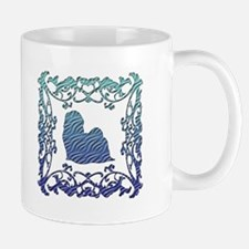 Shih Tzu Lattice Mug