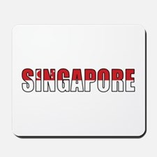 Singapore Mousepad