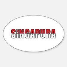 Singapore (Malay) Decal