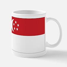 Singapore Flag Small Small Mug